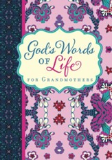 God's Words of Life for Grandmothers - eBook