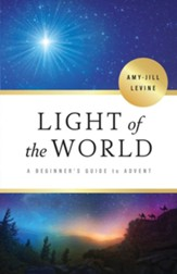 Light of the World - [Large Print]: A Beginner's Guide to Advent - eBook