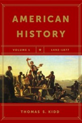 American History, Volume 1 - eBook