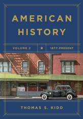 American History, Volume 2 - eBook