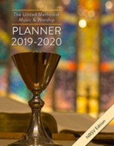 The United Methodist Music & Worship Planner 2019-2020 NRSV Edition - eBook