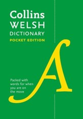 Collins Spurrell Welsh Dictionary Pocket Edition: trusted support for learning - eBook