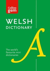 Collins Welsh Dictionary Gem Edition: trusted support for learning - eBook