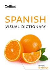 Collins Spanish Visual Dictionary - eBook