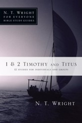 1 and 2 Timothy and Titus - eBook
