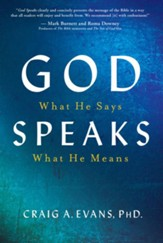 God Speaks: What He Says, What He Means - eBook