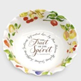 Fruit of the Spirit, Serving Bowl