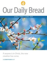 Our Daily Bread - April / May / June 2019 - eBook
