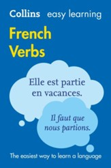 Easy Learning French Verbs - eBook