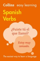 Easy Learning Spanish Verbs (Collins  Easy Learning Spanish) - eBook