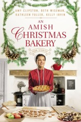 An Amish Christmas Bakery: Four Stories - eBook