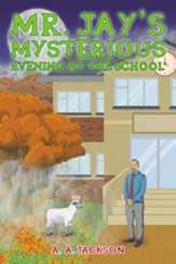 Mr. Jay's Mysterious Evening at the School - eBook