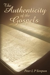 The Authenticity of the Gospels - eBook