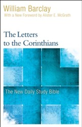 The Letters to the Corinthians - eBook