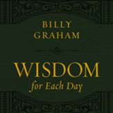 Wisdom for Each Day (Large Text Leathersoft) / Large type / large print - eBook
