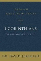1 Corinthians: The Authentic Christian Life - eBook