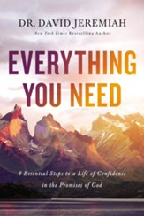 Everything You Need: 7 Essential Steps to A Life of Confidence in the Promises of God - eBook