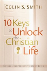 10 Keys to Unlock the Christian Life - eBook