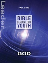 Bible Lessons for Youth Leader Fall 2019 - eBook