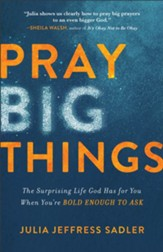 Pray Big Things: The Surprising Life God Has for You When You're Bold Enough to Ask - eBook
