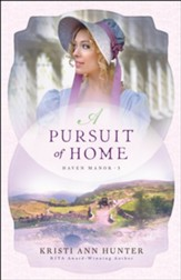 A Pursuit of Home (Haven Manor Book #3) - eBook