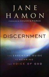 Discernment: The Essential Guide to Hearing the Voice of God - eBook