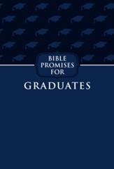 Bible Promises for Graduates (Blueberry) - eBook