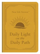 Daily Light on the Daily Path: New Life Version - eBook