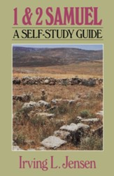 First & Second Samuel- Jensen Bible Self Study Guide - eBook