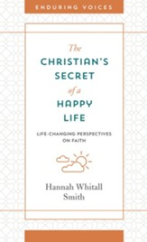The Christian's Secret of a Happy Life - eBook