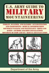 U.S. Army Guide to Military Mountaineering - eBook