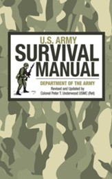 U.S. Army Survival Manual - eBook
