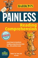Painless Reading Comprehension - eBook