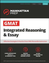 GMAT Integrated Reasoning & Essay: Strategy Guide + Online Resources - eBook