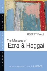 The Message of Ezra & Haggai - eBook