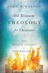 Old Testament Theology for Christians: From Ancient Context to Enduring Belief - eBook
