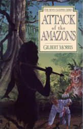 Attack of the Amazons - eBook Seven Sleepers Series #8