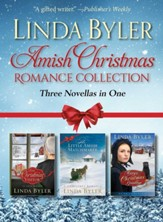 Amish Christmas Romance Collection: Three Bestselling Christmas Novellas - eBook
