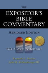 The Expositor's Bible Commentary - Abridged Edition: Two-Volume Set - eBook