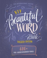 NIV, Beautiful Word Bible, Updated Edition, eBook: 600+ Full-Color Illustrated Verses - eBook