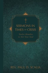 Sermons in Times of Crisis: Twelve Homilies to Stir Your Soul - eBook