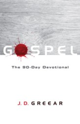 Gospel: The 90-Day Devotional - eBook