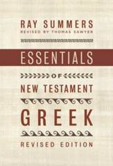 Essentials of New Testament Greek / Revised - eBook