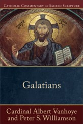 Galatians (Catholic Commentary on Sacred Scripture) - eBook