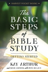 The Basic Steps of Bible Study: Getting Started - eBook