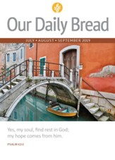Our Daily Bread - July / August / September 2019 - eBook