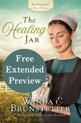 The Healing Jar (FREE PREVIEW) - eBook