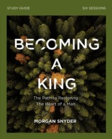Becoming a King Study Guide - eBook