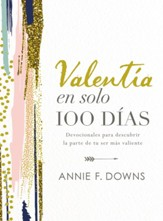 Valentía en solo 100 días  (100 Days to Brave) eBook