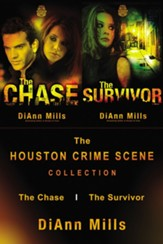 The Houston Crime Scene Collection: The Chase, The Survivor / Digital original - eBook